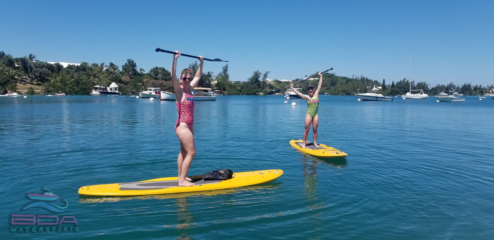 Gallery of Kayak and Paddle Boards Rentals in Bermuda <p>Kayaks and Paddle Boards in Action</p>