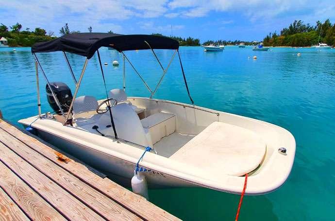 Bermuda Boat Rentals - Boston Whaler Rental